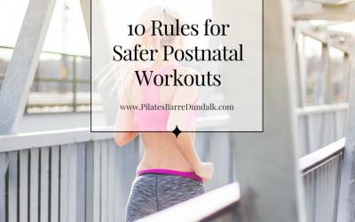 10 Rules for Safer Postnatal Workouts