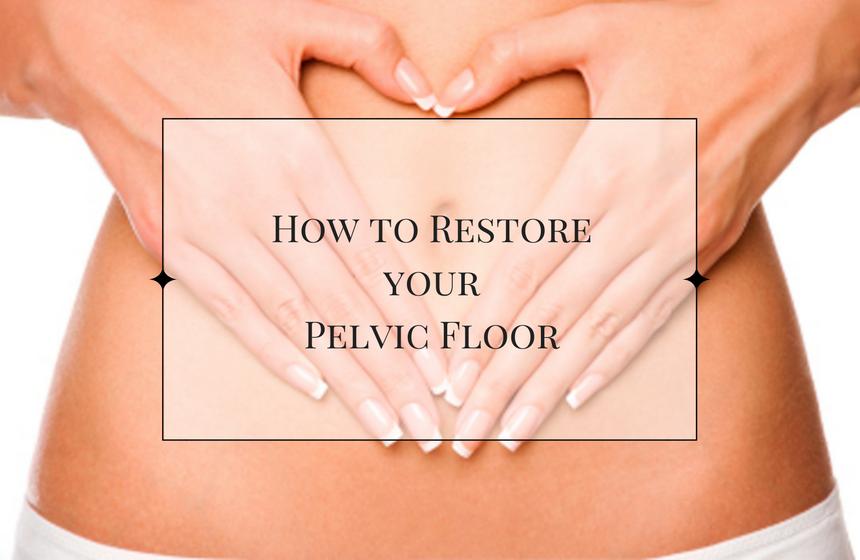 How To Restore Your Pelvic Floor | Pilates U0026 Barre, Dundalk