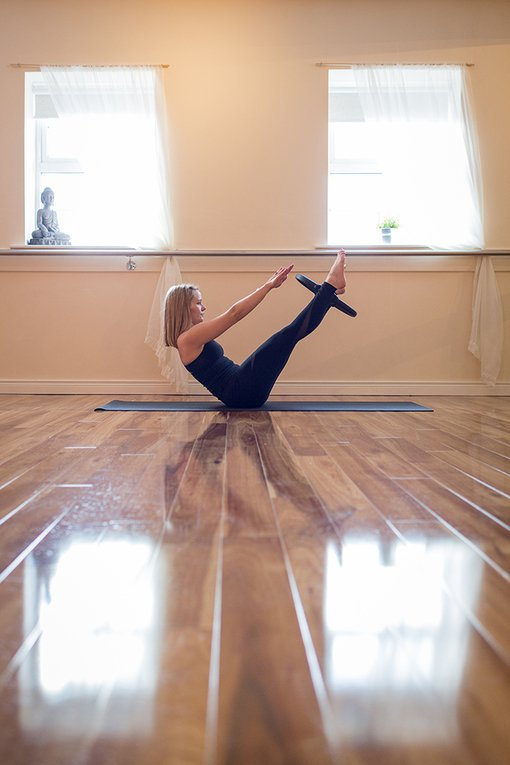 Pilates Dundalk Emma