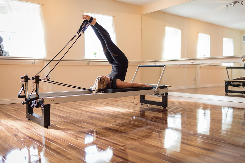 how to build a pilates reformer