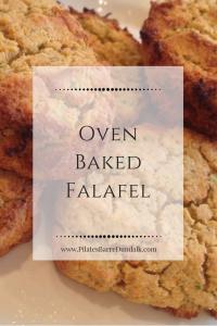Oven Baked Falafel Recipe