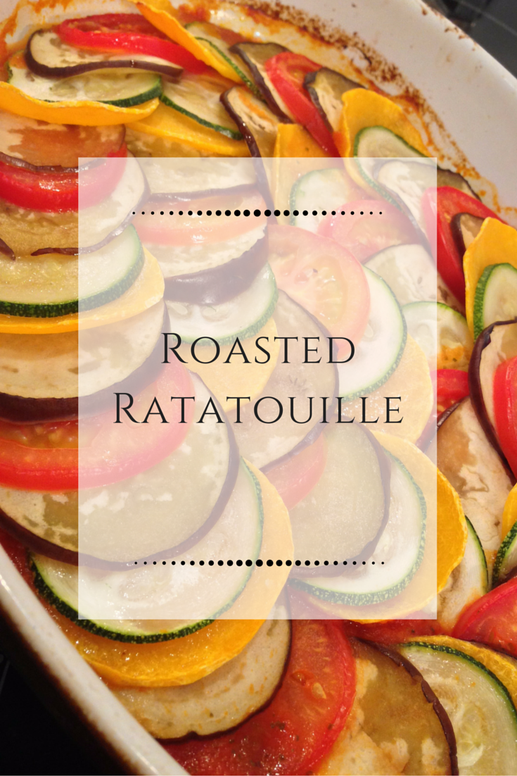 Roasted Ratatouille Recipe