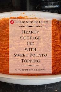Hearty Sweet Potato Cottage Pie Recipe