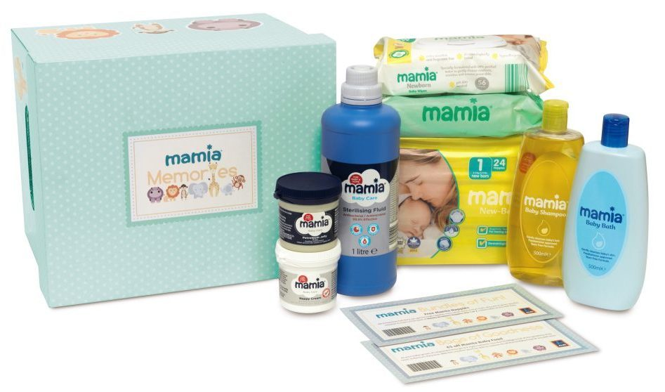 free baby samples irelandAldi Mamia Memory Box