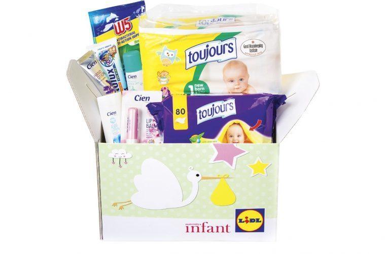 free baby samples ireland Lidl Baby Box