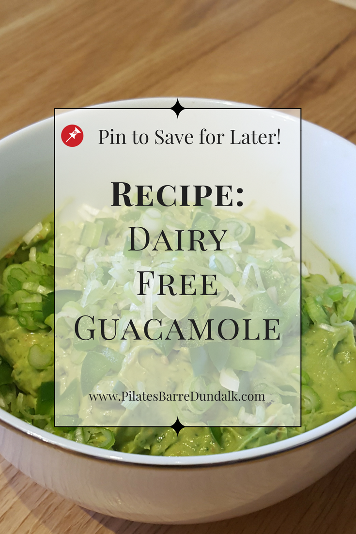 Dairy Free, Vegan Guacamole Recipe. A great way to add nutritious avocados to your diet.