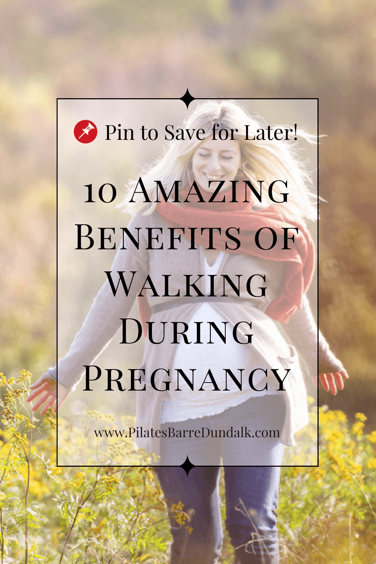 Benefits Walking Pregnancy Pregnant Prenatal