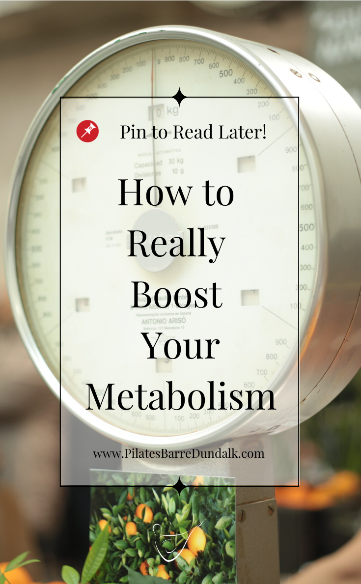 How to Speed up metabolism age